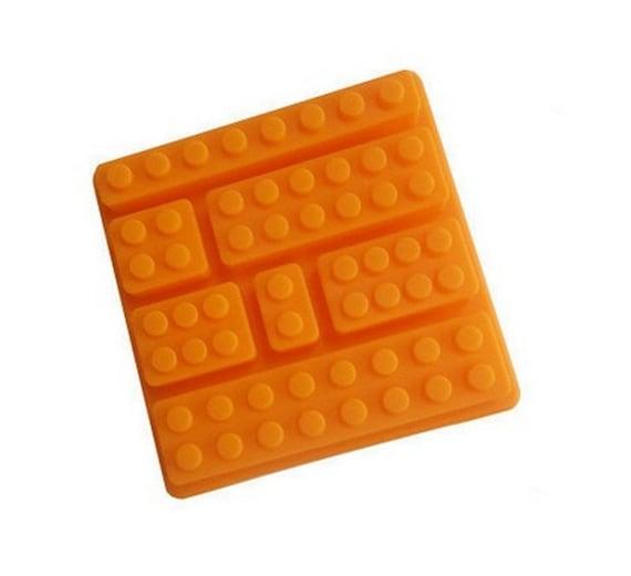 Stampo In Silicone A Lego Costruzioni Mattoncino Mattone