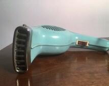 Vintage Retro' Stylish Hair Dryer TL Light Blue Hair Dresser Accessories