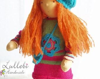 """Emilia """" Waldorf Doll 16 Zoll """""""
