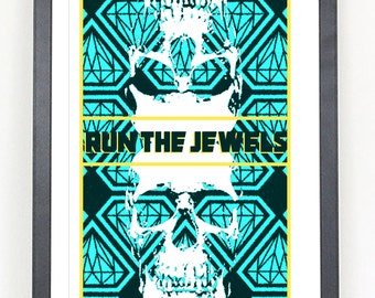Run the Jewels art print