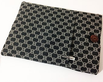 Gucci Fabric,MacBook Air Case, MacBook Air Sleeve, MacBook Air 13 Case, MacBook Air 13 Sleeve, 13 Inch MacBook Air Sleeve