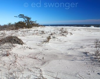 Jones Beach in Winter