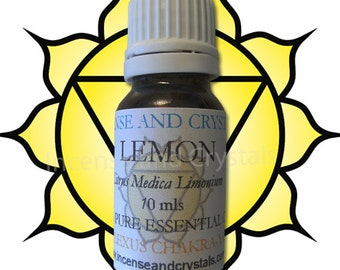 Lemon 10ml Essential oil