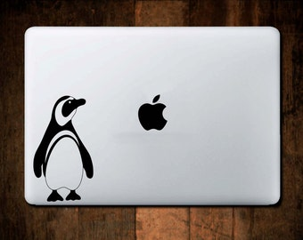 Penguin Decal Vinyl for Car Truck Macbook Laptop Window Sticker