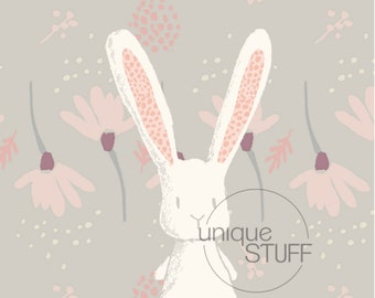 Rabbit Bunny card
