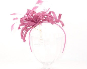 Fascinator Lily fleur-de-lys - Several colours