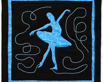 Q74 Blue Ballerina