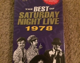 The Best of Saturday Night Live 1978 *NEW*