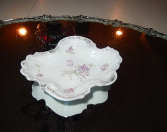 AUSTRIA TRINKET DISH or Shallow Bowl
