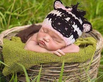 RTS zebra hat, zebra hats pink zebra hats, newborn zebra hats, animal hats, zebra baby girl hat,zebra photo prop,crochet