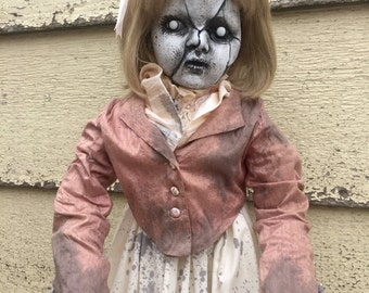 "Creepy 3' Large Horror Doll ""Anjee"""