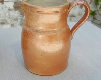 Old ceramic Water jug