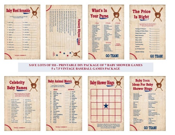 Vintage Sports Games 103
