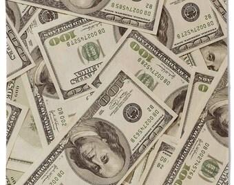 Cash Money Towel