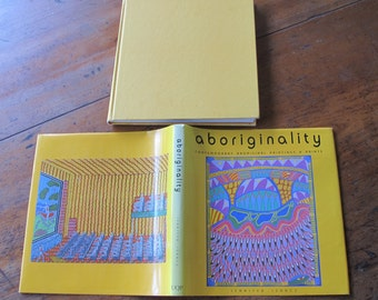 aboriginality Contemporary Aboriginal Paintings & Prints Jennifer Isaacs HC/DJ