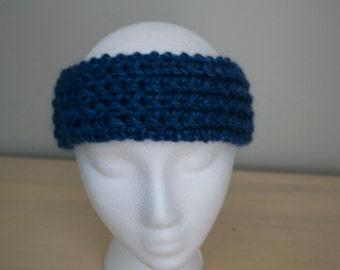 Knitted Acrylic Earwarmer/Headband