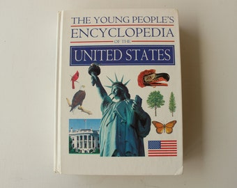 The Young People's Encyclopedia of the United States, 1993, ISBN 1-56294-514-9, Copyright 1992, Hardbound, Printed in USA, Millbrook Press