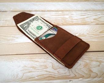 Front Pocket Wallet, Front Pocket Slim Wallet, Mens Front Pocket Wallet, Wallet Front Pocket, Very Slim Front Pocket Wallet, US Wallet (W1S)