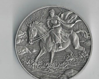 Great Women Of The American Revolution Margaret Catherine Moore Barry Medal