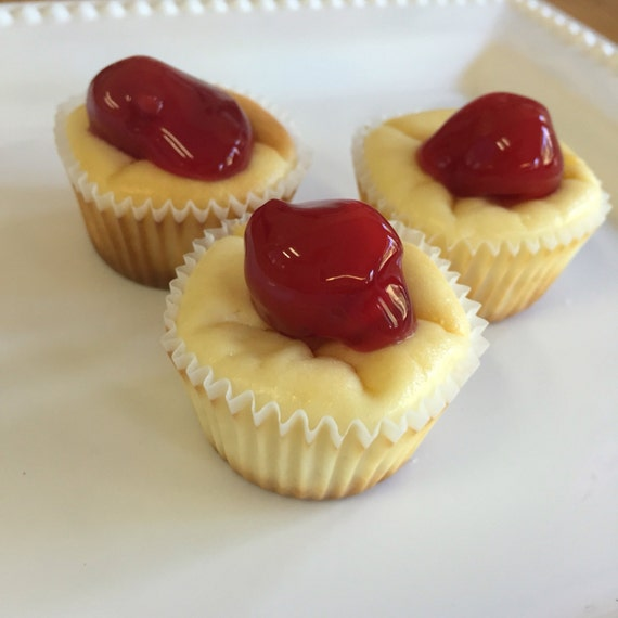 Mini Cherry Cheesecakes (Pick UP)