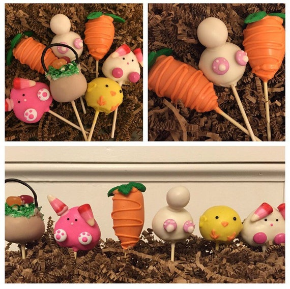 Easter cake pops (Pick Up Only)