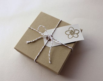 GIFT WRAP- Add On With Purchase