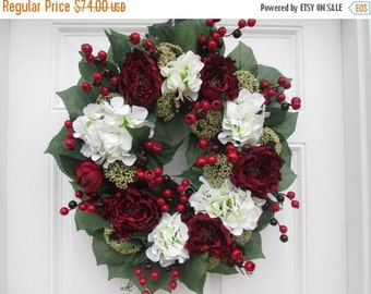 Horse head wreath horse wreath equestrian by for Elegant christmas decorations for sale