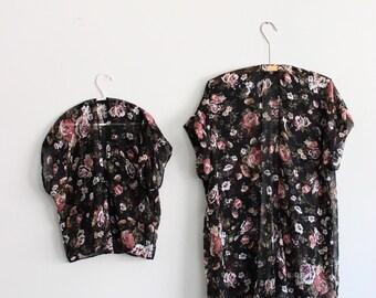 Kimono Matching outfit