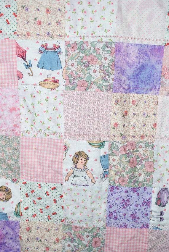 Vintage Fabric Doll 6