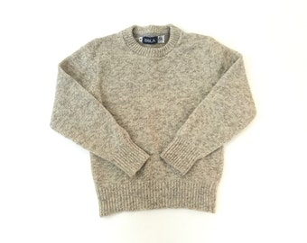 Vintage Wool Pullover Sweater