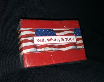 Red, White, and YOU - glycerin