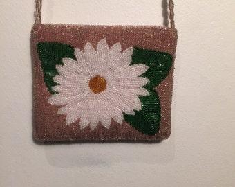 60s Beaded Handbag