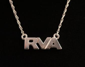 RVA (Richmond, VA) Necklace