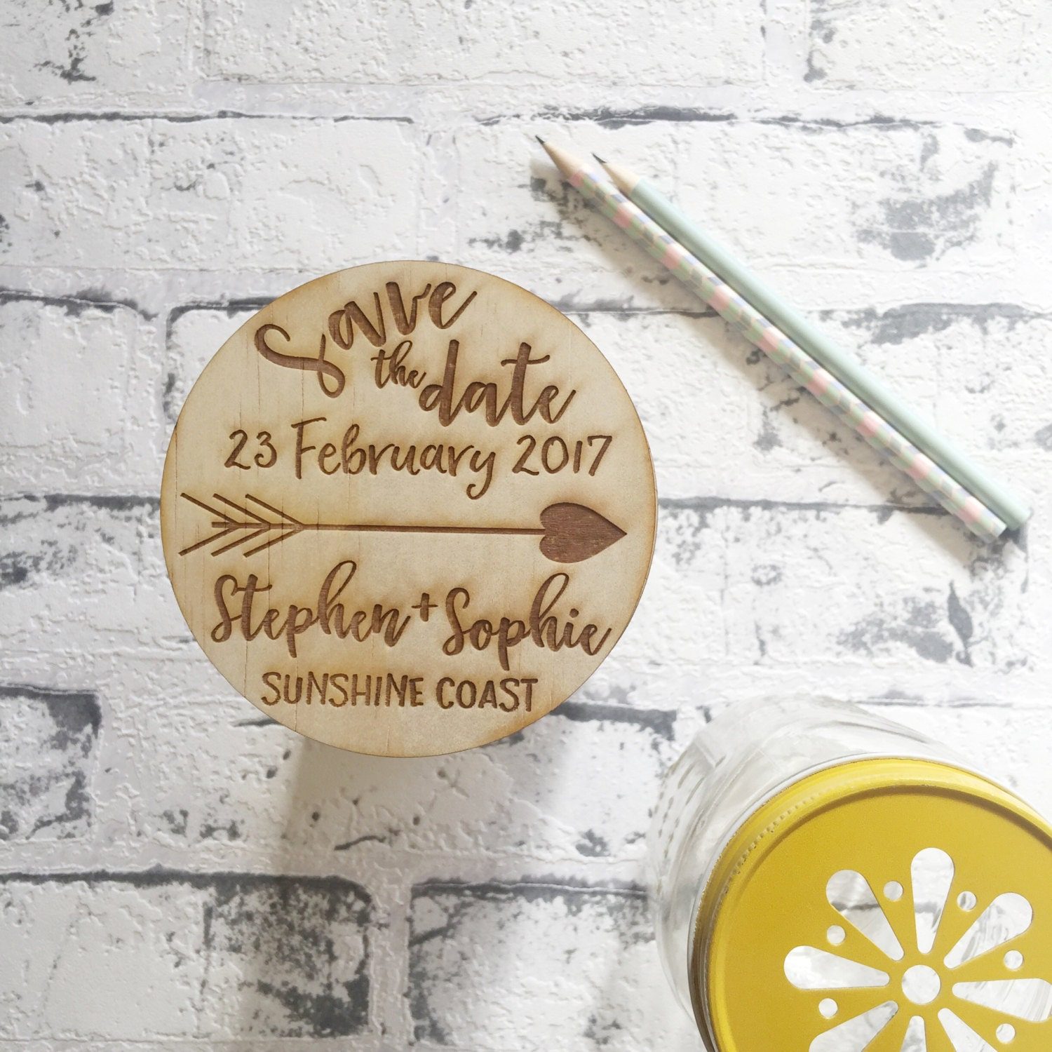 Save the dates magnets in Australia
