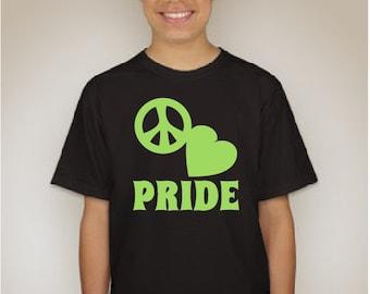 Peace Love and Pride
