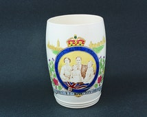 1937 Coronation,British Royal Coronation,Coronatrion Cup,Royal Family Cup,British Royal Family Coronation,Royal Family