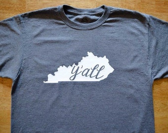 "PICK YOUR STATE ""y'all"" T-Shirt"