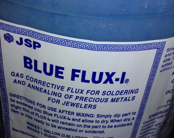 Flux blue 1gl