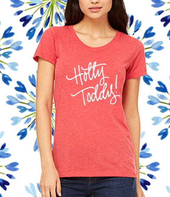 Hotty Toddy! - Red T-Shirt
