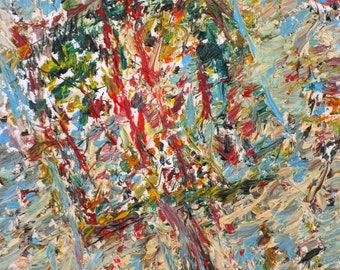 KITE - original oil painting - one of a kind!