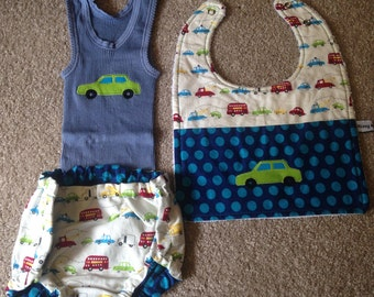 000 (up to 6kg) Three piece baby set