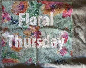 Floral Thursday