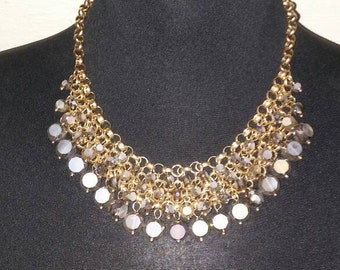 all that glitters necklace