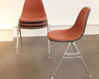 Herman Miller Eames Side Chairs