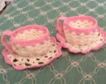 Vintage Handmade Nut Cups