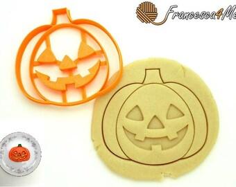 Jack-O-Lantern Cookie Cutter/Multi-Size