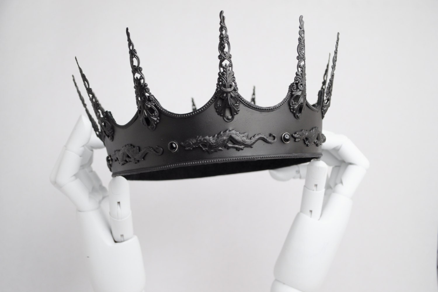 Evil crown drawing - photo#22
