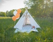 Kids Play Teepee - Canvas only