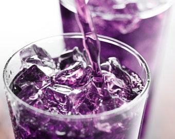 Organic Lip Balm Flavor // Grape Soda Flavor Oil // Lip Balm Supplies // Handmade Lip Balm