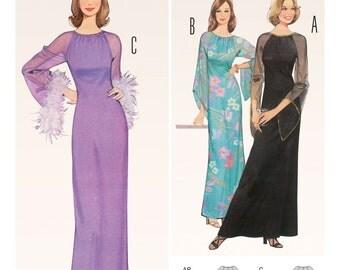 Burda Pattern 6892 Vintage/Dresses